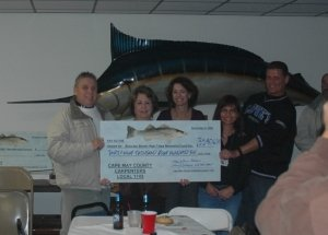 3rd Annual High Tides Striper Tournament results